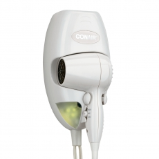 Conair® Direct Wire 1600 Watt Wall-Mount Dryer