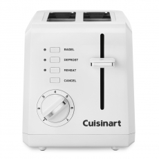 Cuisinart® 2-Slice Compact Plastic Toaster