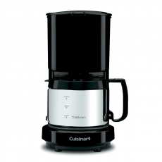 Cuisinart® 4-Cup Coffeemaker with Brushed Stainless Carafe